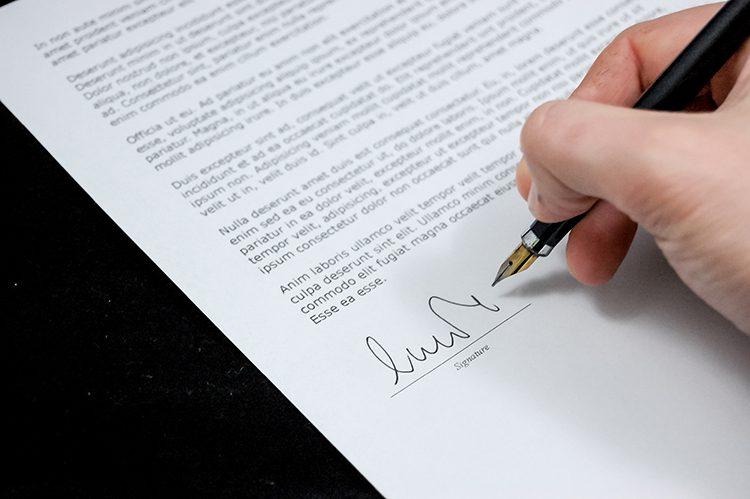 Процедура регистрации компании в интернете