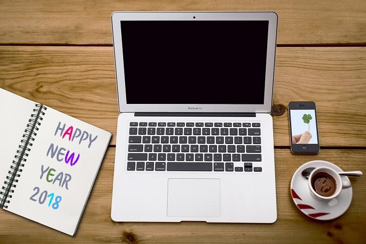 Основное руководство по организации рабочего места в новом году