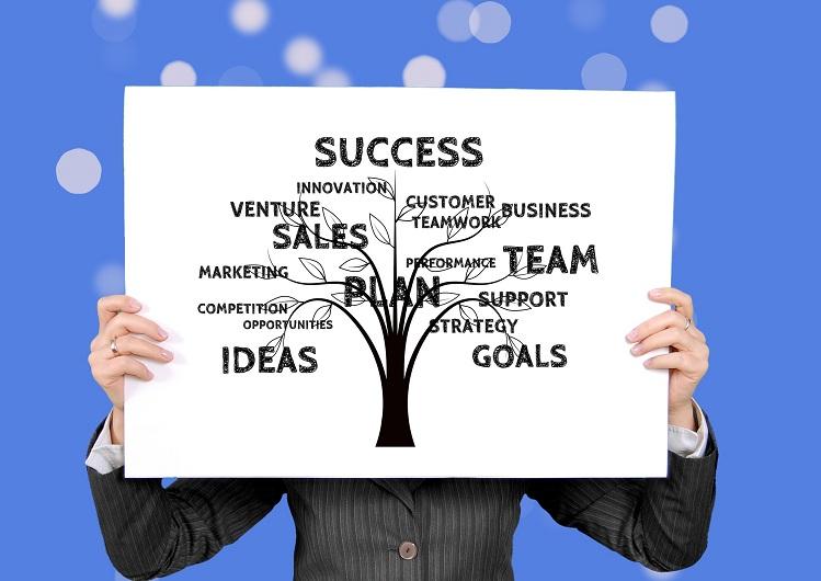Попробуйте эту стратегию для достижения своих целей продаж в этом году